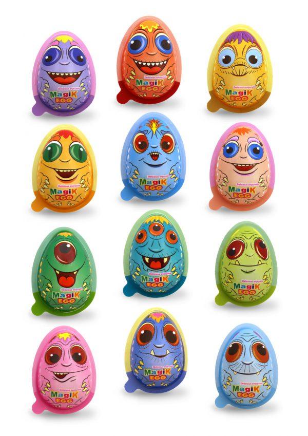 King Eggs
