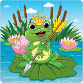 The Frog Princess Puzzle 1