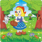 Little Red Riding Hood Puzzle 1