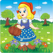 Little Red Riding Hood Puzzle 2