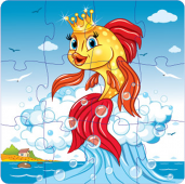 The Golden Fish Puzzle 1