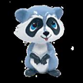 Raccoon Kimba